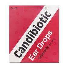 CANDIBIOTIC EAR DROP