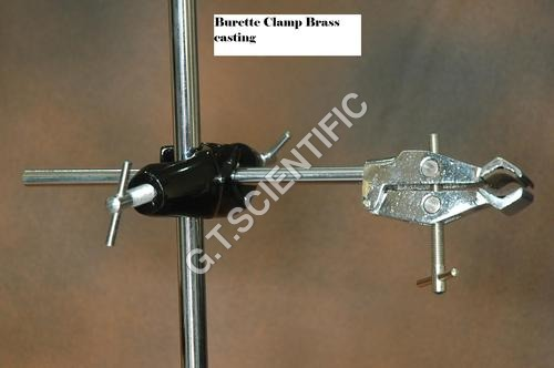 Burette Clamp Brass Casting