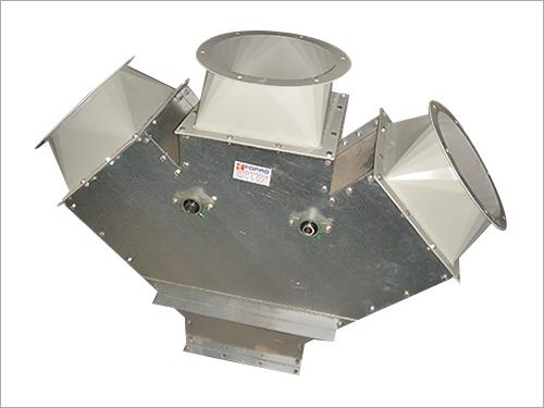 Slide Gates Diverter
