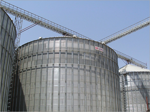 Commercial Storage Silos