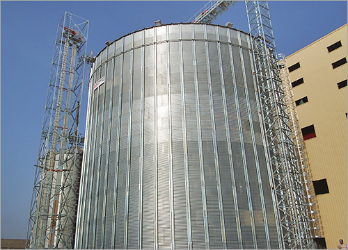 Silos Steel Towers