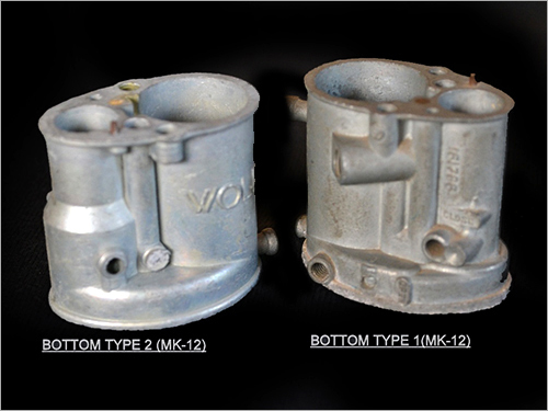 Aluminum Casted Pipe Fittings Bottom