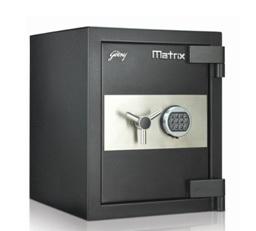 Matrix Electronics Safe