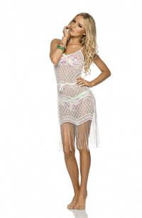Sereia Dress with fringes