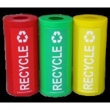 Polypropylene Color Coding Bin