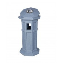 Outdoor Dustbins