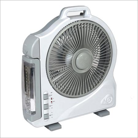 LED Solar Fan