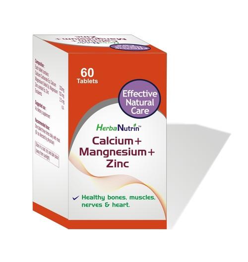 Calcium Magnesium Zinc Tablet Manufacturer Calcium Magnesium Zinc