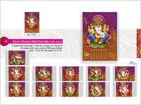 7 Sheet Wall Calendar