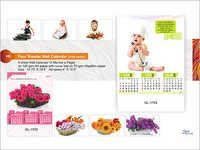 Four Sheet Wall Calendars