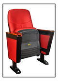 Auditorium Chairs saryu 7 A with writing tablet
