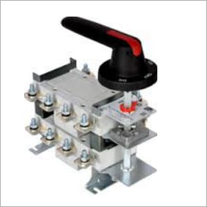 Changeover & By Pass Switch