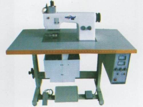 Ultrasonic Non Woven Sewing Machine