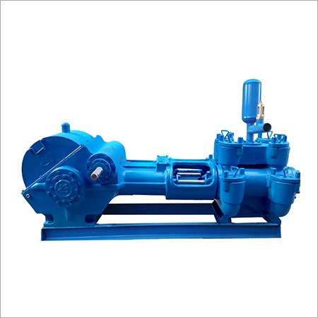 Heavy Duty Mud Pump