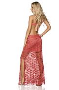 Corais long skirt