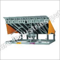 Loading Dock Levelers Lifting Capacity: As Par Requirment Metric Ton