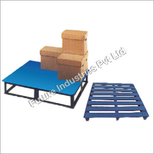 Steel & Wooden Pallet