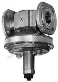 Dungs Zero Pressure Regulator