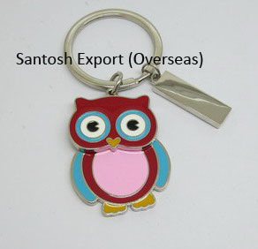 Owl Key Chain