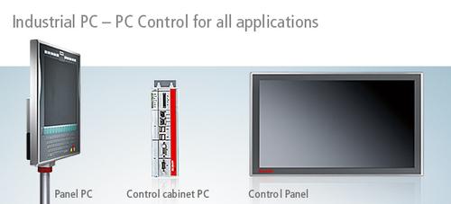 Industrial PC Control