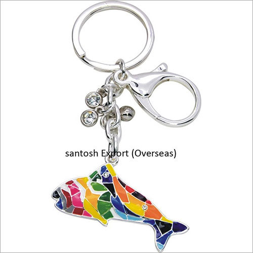 FISH KEY CHAIN
