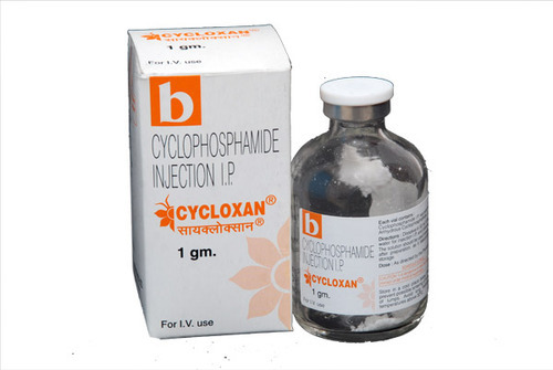 Cycloxan Cyclophosphamide Injection 1GM