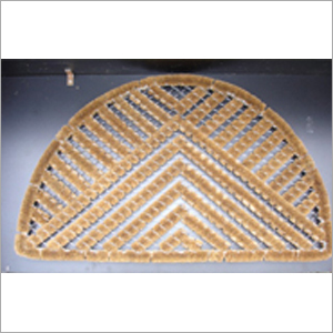 Wire Brush Coir Mat