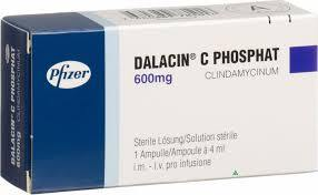 DALACIN C 600MG/4ML Clindamycin Injection