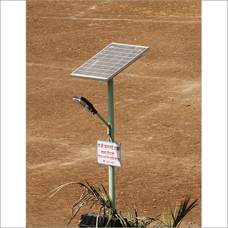 Suncraft Solar Street Light