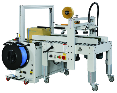 Automatic Strapping Carton Sealer