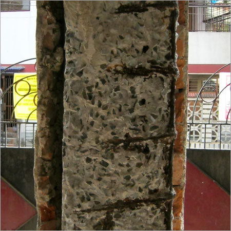 Concrete Columns Repairing Services