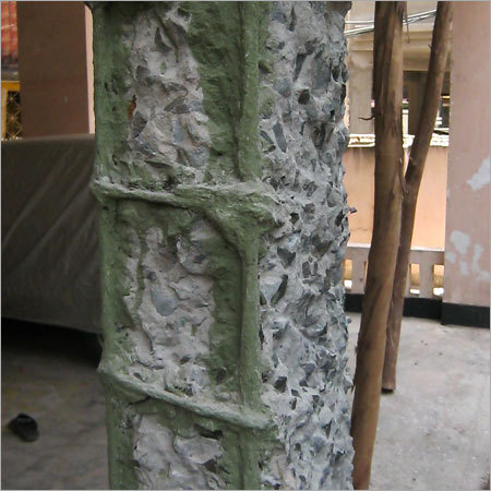 Concrete Column Strengthening Services