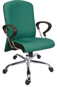 Leather exective   chair