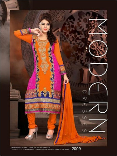 Designer Churidar Salwar Suits