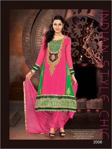 Ladies Salwar Designer Suits