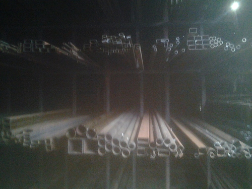 Mild Steel (MS) Pipes and Tubes