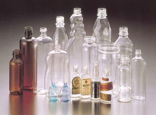 plastic pet bottel forming machine