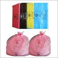 Biohazard Biodegradable Bags