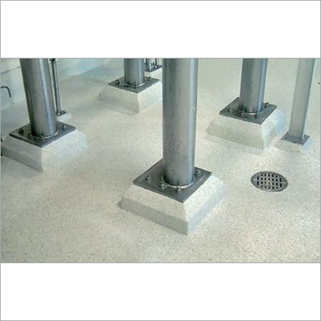 Chemically Resistant Floor Coating