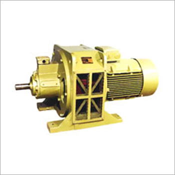 Eddy Current Drive Power