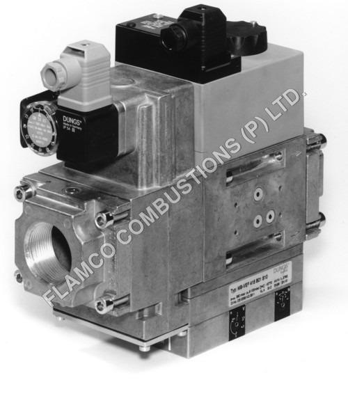 Gas Multibloc Gas Air Ratio Control