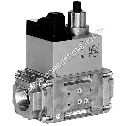 Solenoid Valves For Industrial Burners