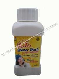 Winter Wash
