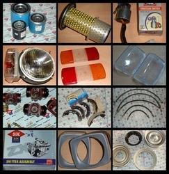 APE 3 Wheeler Components