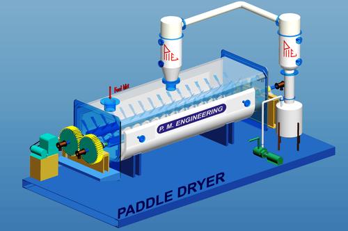Paddle Dryer