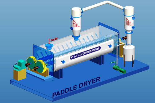 Paddle Dryer