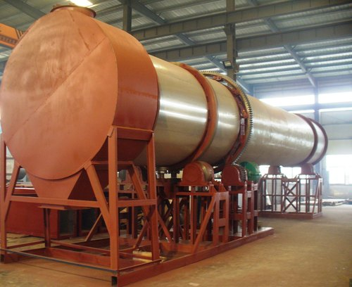 Rotary Louvers Dryer