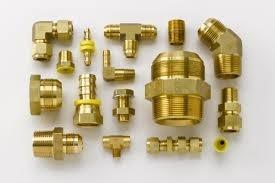 Brass Compression Parts