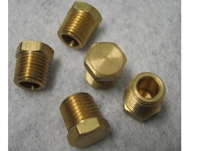 Brass Drain Plugs
