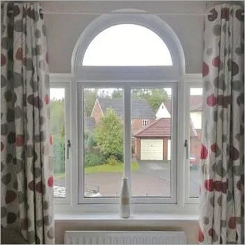 UPVC Arched Windows